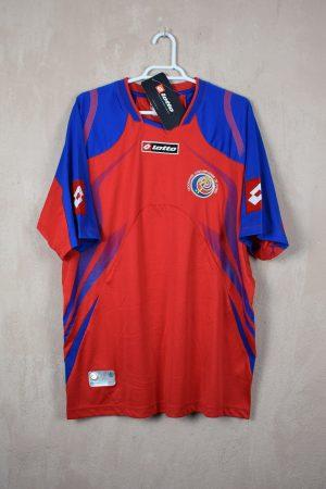 Costa Rica 08-09 Lotto