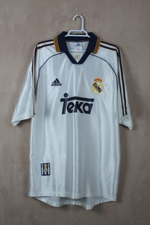 Real Madrid 98-00 Home